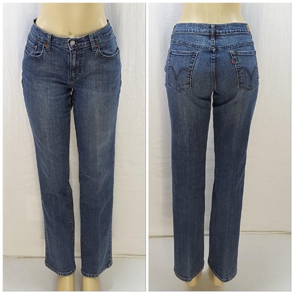 408b678471fcb7 Levi's Jeans | Levi Strauss 505 Straight Denim Size 10 | Poshmark